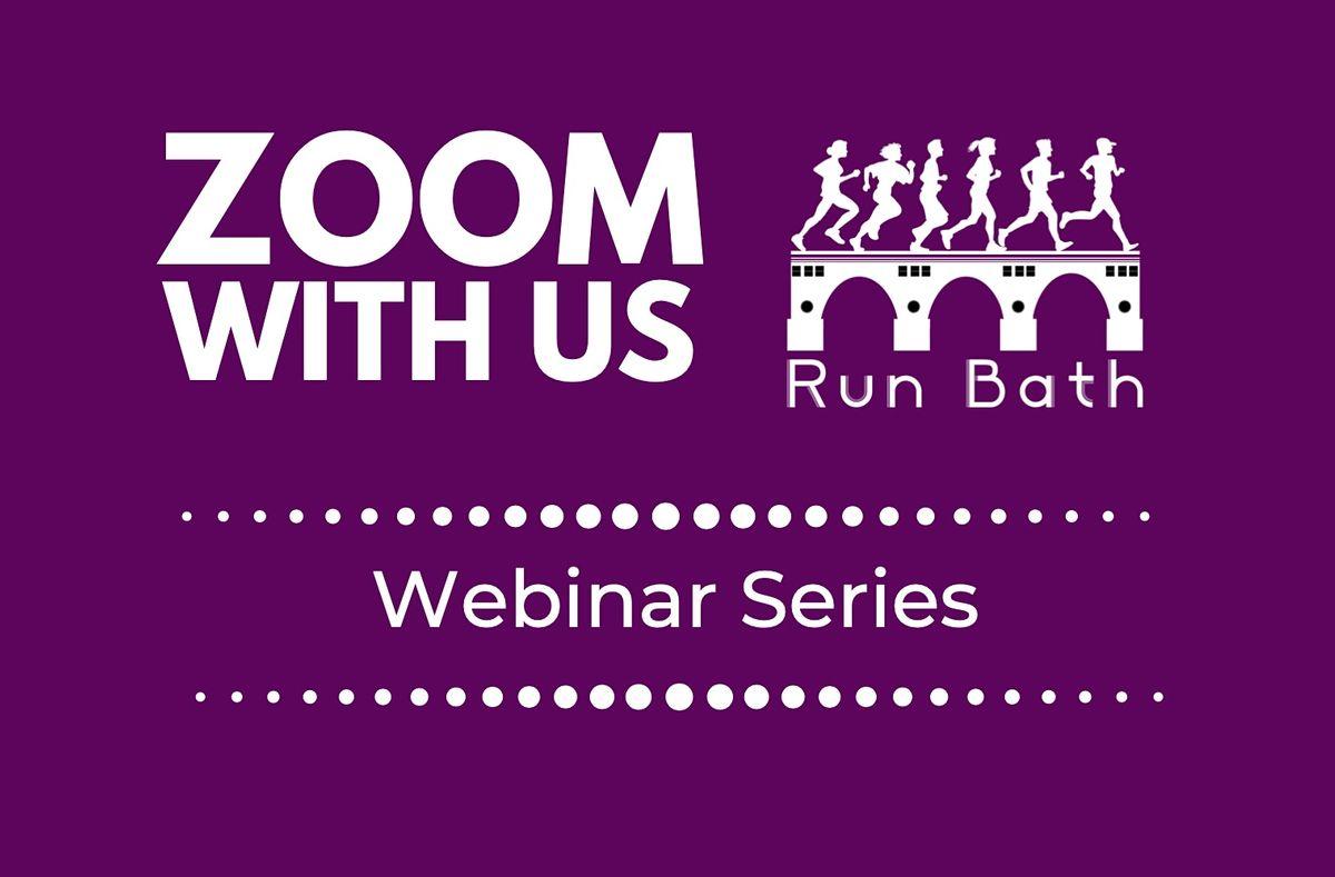 Run Bath Autumn-Winter Webinar Series, 16 February | Online Event | AllEvents.in