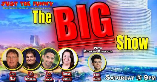 The BIG Show | Event in Miami | AllEvents.in