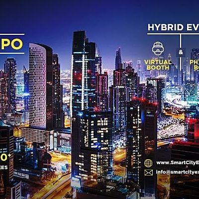 13th International Smart City Expo 4-5 Oct 2021 DIFC Dubai