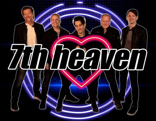 7th Heaven LIVE at Old Republic, 29 October | Event in Elgin | AllEvents.in