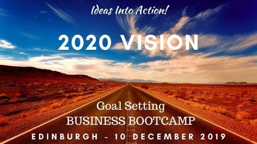 2020 Vision & Goal Setting Business Bootcamp