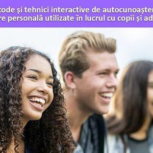 Metode i tehnici interactive n lucrul cu copii i adolesceni