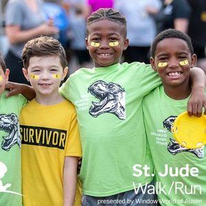 St. Jude WalkRun Presented by Window World of Austin