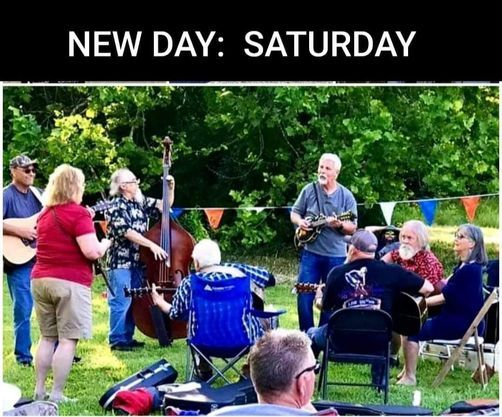 Bluegrass Jam Saturday October 23rd 4-6 p.m. LAST ONE OF THE SEASON | Event in Turners | AllEvents.in