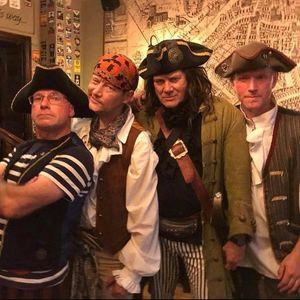 A night of pirate folk music
