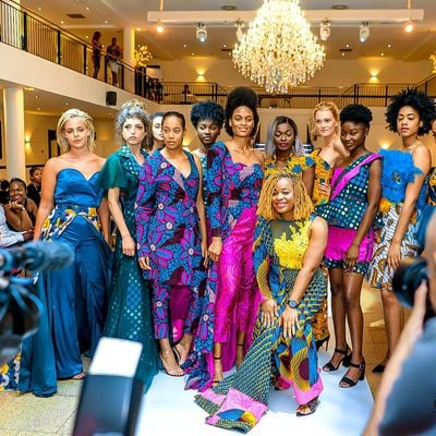 AFRICA FASHION WEEK RENNES 2021