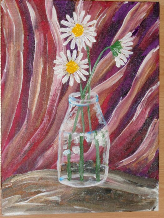 Mother's Day Tea & Paint ~ Virtual PWJ ~ Free, 8 May | Online Event | AllEvents.in