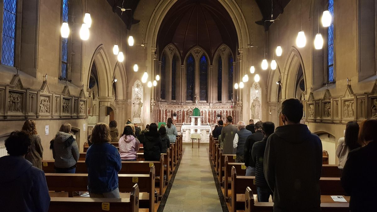 Sunday Student Mass at the Catholic Chaplaincy | Event in Woodhouse | AllEvents.in