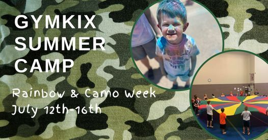 **Only 1 Spot Left!**Summer Camp | Rainbow & Camo Week, 12 July | Event in Copperas Cove | AllEvents.in