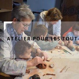 Ateliers pour les tout-petits (18 mois-3 ans)