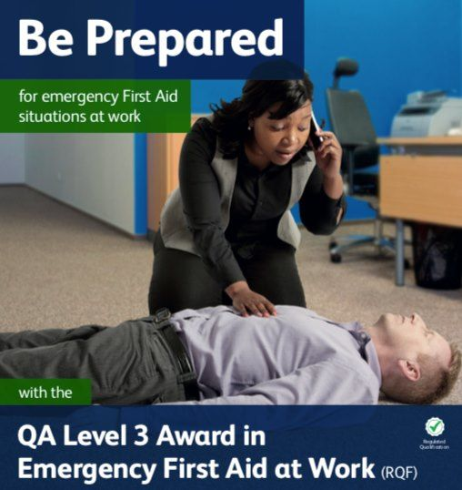 Level 3 Award in Emergency First Aid at Work   Event in Kingston upon Hull   AllEvents.in