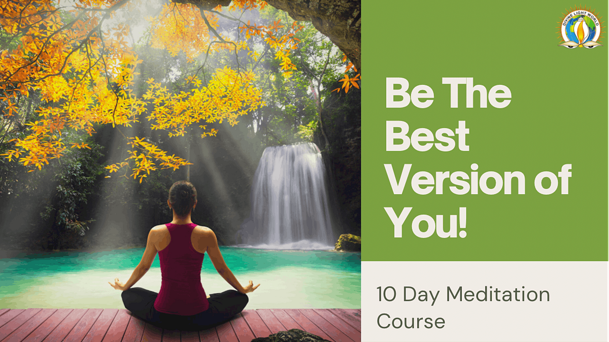 10 Day Meditation Course | Online Event | AllEvents.in