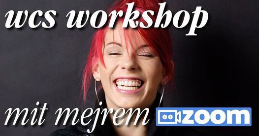 """""""WCS Lady Styling"""" ZOOM Workshop mit Mejrem, 19 May 