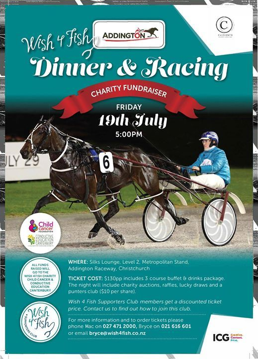 Gala Race Night 2019 - CHCH