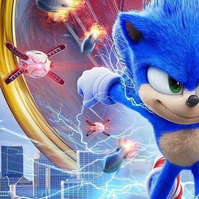 Sonic The Hedgehog Film 2021