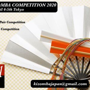 Competition & Performance Page - Japan Kizomba Festival 2020