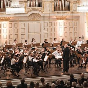 Mozart Kinderorchester & Peter Manning