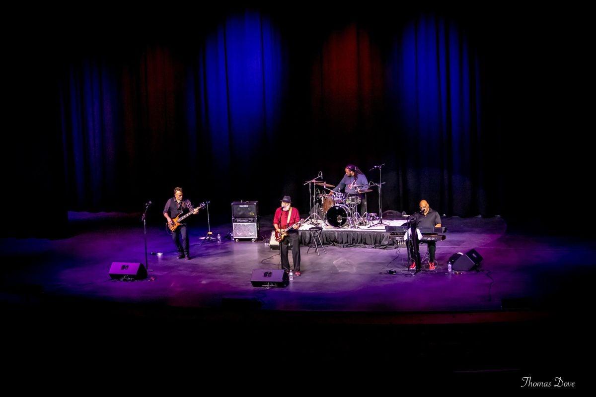 Duke Tumatoe & The Power Trio | Redstone Room, 9 April | Event in Davenport | AllEvents.in