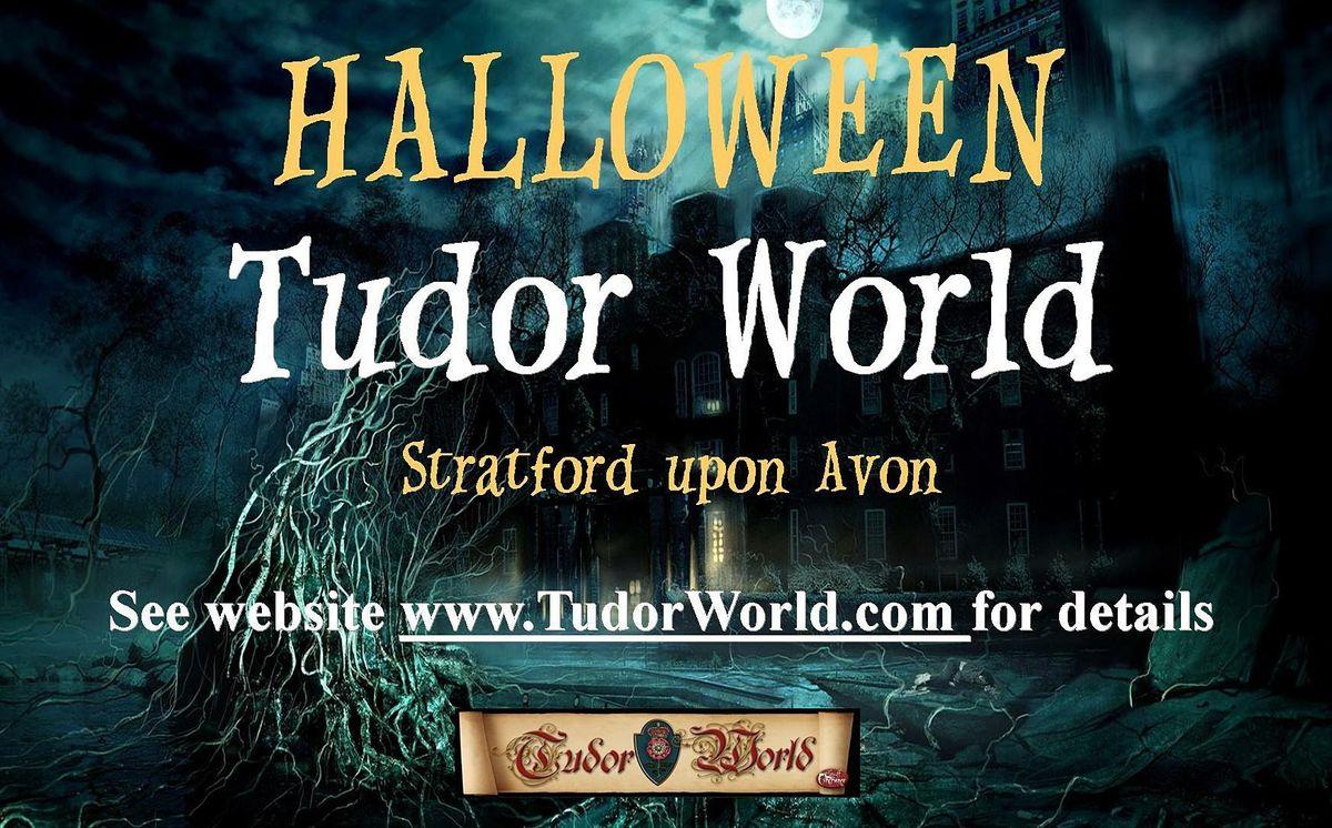 Halloween at Tudor World in Stratford upon Avon   Event in Stratford-upon-Avon   AllEvents.in