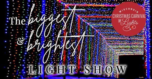 Wisconsin Christmas Carnival Of Lights 2020 Wisconsin Christmas Carnival of Lights 2020, Jellystone Park