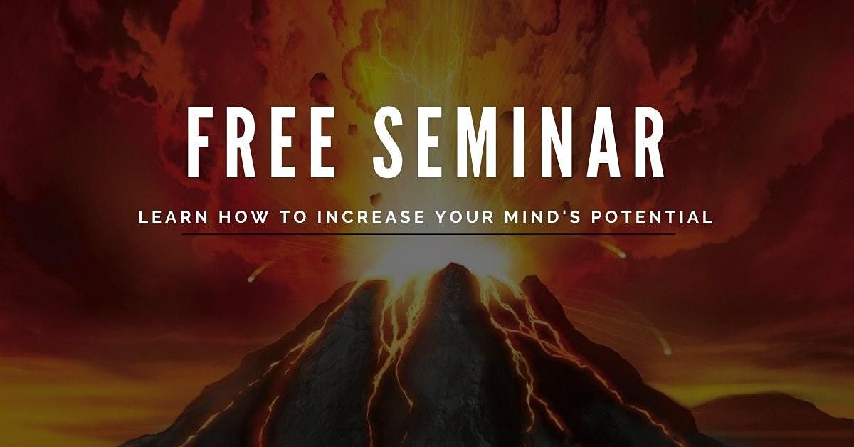 How to Achieve 100% Mind Potential (Free Seminar) | Event in New Delhi | AllEvents.in