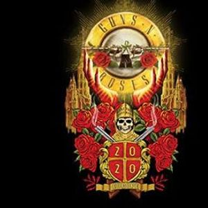 Guns N Roses Official Event PGE Narodowy 17 czerwca 2020