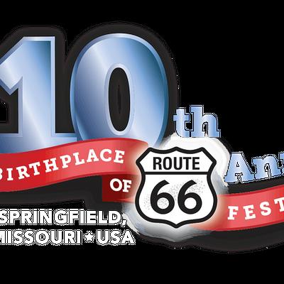 10th Annual Route 66 Car Show - Springfield MO