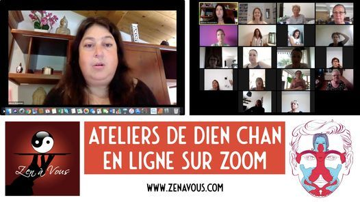 Atelier Zoom - Les Jambes Légères, 7 December | Online Event | AllEvents.in