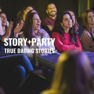 Story Party Frankfurt  True Dating Stories