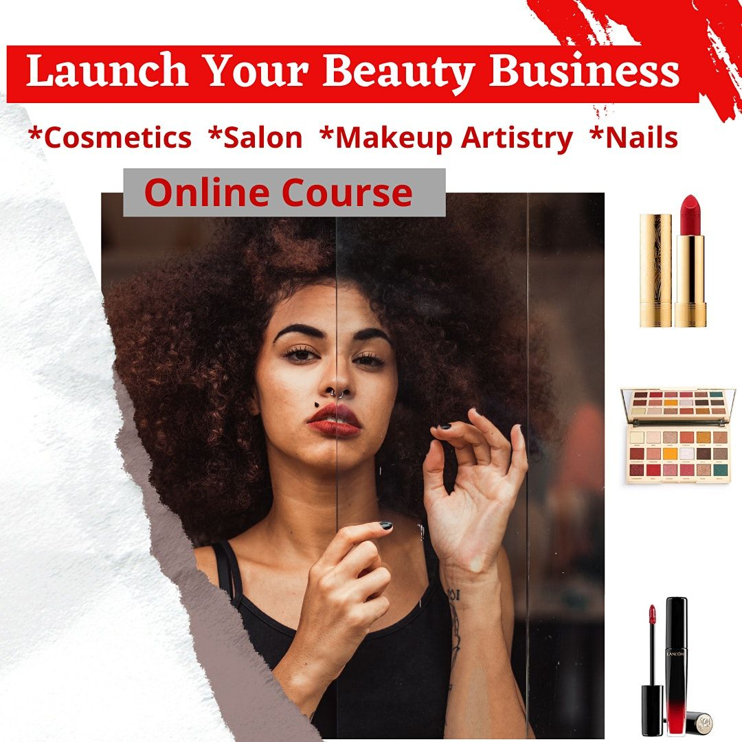 Launch Your Beauty Business- Marketing Program w/Rajeeyah Madinah, 31 July   Event in Los Angeles   AllEvents.in