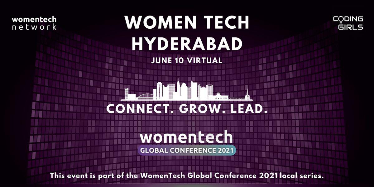 WomenTech Hyderabad - Connect Online (Employer Tickets), 10 June   Event in Hyderabad   AllEvents.in