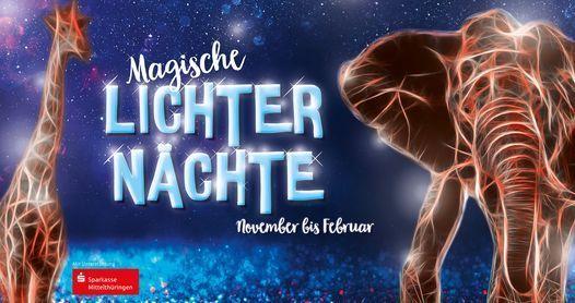 Magische Lichternächte im Thüringer Zoopark Erfurt | Event in Erfurt | AllEvents.in