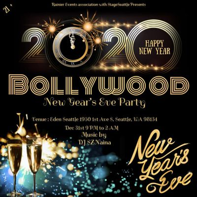 Seattle Bollywood 2020 New Years Eve Party Mega ...