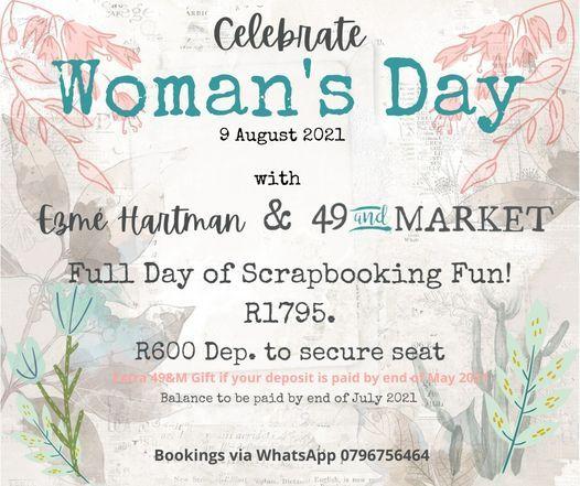 Woman's day 2021, 9 August   Event in Stellenbosch   AllEvents.in