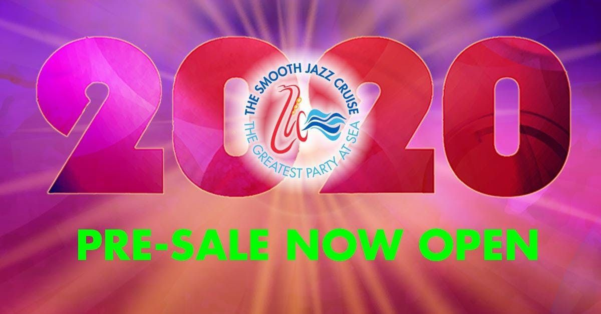 Capital Jazz Cruise 2020.The 2020 Smooth Jazz Cruise With Hosts Marcus Miller Boney