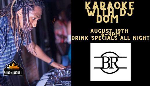 Dj Doms Karaoke, 19 August | Event in Cypress | AllEvents.in