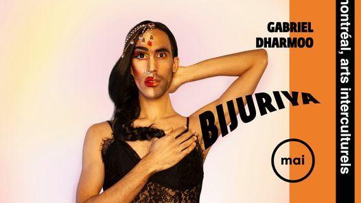 MAI ◉ Gabriel Dharmoo — Bijuriya (SUSPENDU), 16 March | Event in Montreal | AllEvents.in
