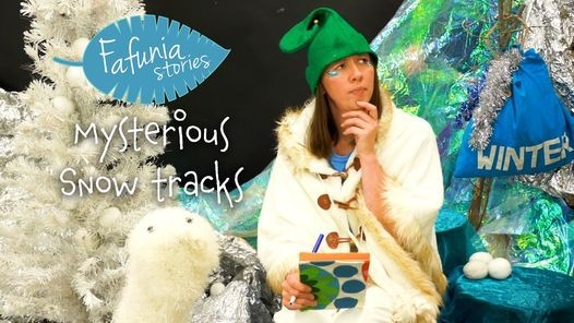 Fafunia Snowy Stories, 12 December | Event in Leicester | AllEvents.in