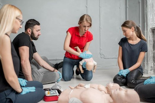 Peace of Mind – Baby and Child First Aid training, 25 May | Event in Worthing | AllEvents.in