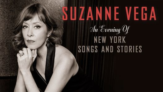 Suzanne Vega - An Evening of New York Songs & Stories, 21 October | Event in Ridgefield | AllEvents.in
