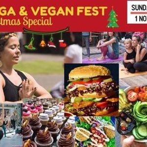 Oxford Yoga and Vegan Festival [X-mas Special]
