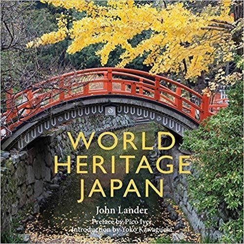 Worldwide Book Launch: World Heritage Japan, Banyen Books