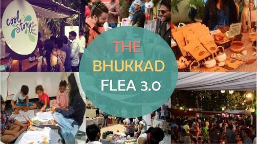 The Bhukkad Flea 3, 3 April   Event in Mira-bhayandar   AllEvents.in