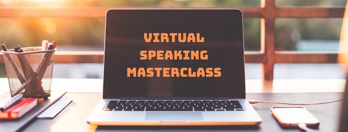 Virtual Speaking Masterclass San Jose | Event in San Jose | AllEvents.in