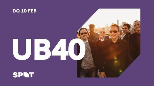 UB40  De Oosterpoort
