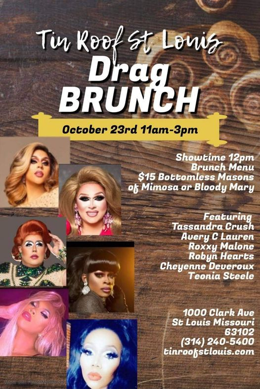 DRAG BRUNCH! | Event in St. Louis | AllEvents.in