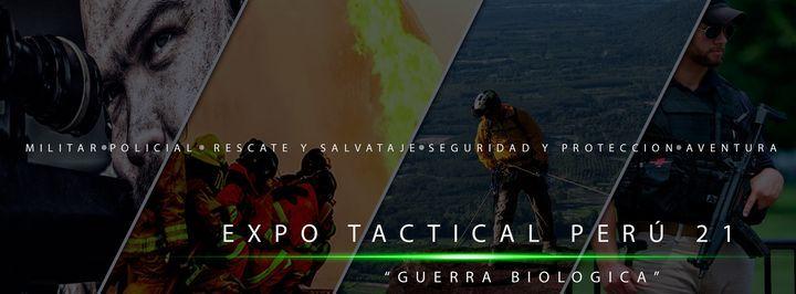 EXPO TACTICAL FEST PERU 2021, 17 December | Event in Santiago De Surco | AllEvents.in