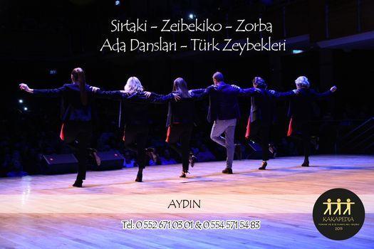 Aydın - Sirtaki, Zeibekiko, Zorba, Ada Dansları Türk Zeybekleri, 18 January | Event in Izmir | AllEvents.in