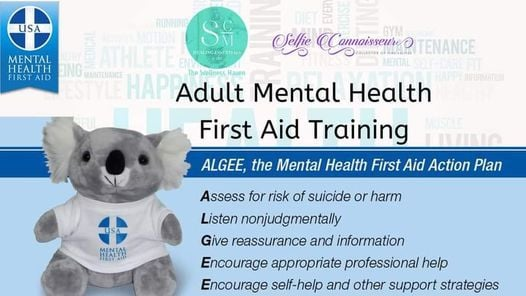 Adult Mental Health First Aid Training (Virtual)   Online Event   AllEvents.in