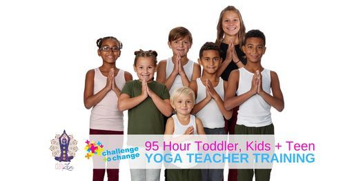 REGISTRATION FULL - 95 Hour Toddler, Kids + Teen Yoga Teacher Training, 15 May | Event in Pleasant Valley
